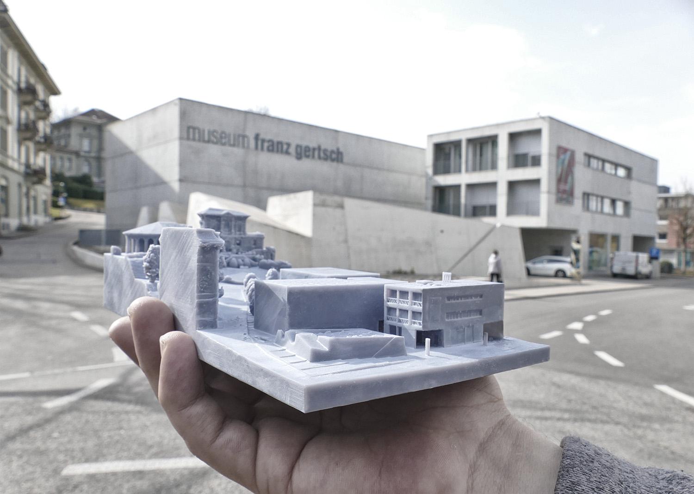 3D-Scan & 3D-Druck